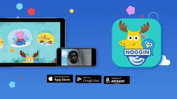 Noggin App TV Spot, 'Now Available in Spanish' - Thumbnail 10