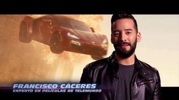 Fast & Furious: Supercharged TV Spot, 'Telemundo: sea parte de este mundo' [Spanish]