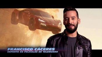 Universal Orlando Resort TV Spot, 'Fast & Furious' [Spanish]