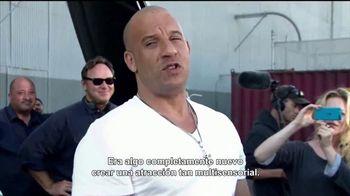 Universal Orlando Resort TV Spot, 'Fast & Furious' [Spanish] - Thumbnail 3