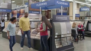 Lowe's TV Spot, 'The Moment: Old Carpet: Memorial Day' - Thumbnail 5