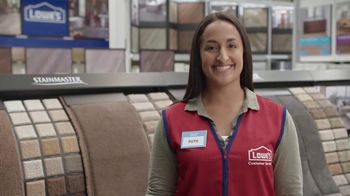 Lowe's TV Spot, 'The Moment: Old Carpet: Memorial Day' - Thumbnail 7