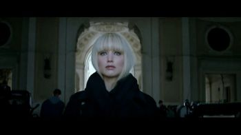 Red Sparrow Home Entertainment TV Spot