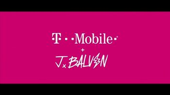 T-Mobile TV Spot, 'Music Connects Us All' Featuring J Balvin - Thumbnail 1