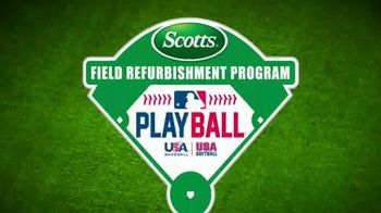 Scotts TV Spot, 'Field Refurbishment Program' - Thumbnail 1