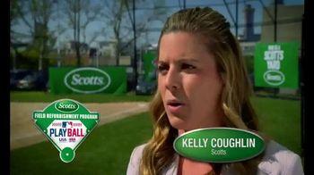 Scotts TV Spot, 'Field Refurbishment Program'