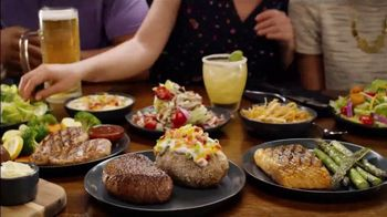 Outback Steakhouse Aussie 4-Course Meal TV Spot, 'Starting at $15.99' - Thumbnail 3