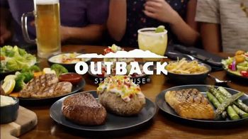 Outback Steakhouse Aussie 4-Course Meal TV Spot, 'Starting at $15.99'