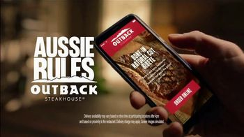 Outback Steakhouse Aussie 4-Course Meal TV Spot, 'Starting at $15.99' - Thumbnail 9