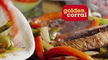 Golden Corral Sizzlin' Fajitas TV Spot, 'Humeantes' [Spanish] - Thumbnail 10