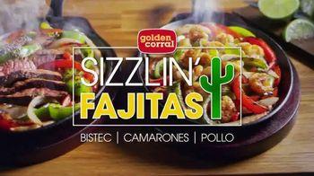 Golden Corral Sizzlin' Fajitas TV Spot, 'Humeantes' [Spanish] - Thumbnail 3