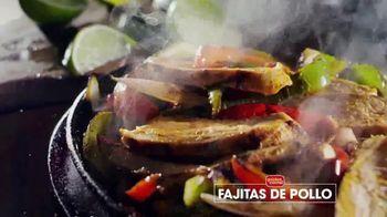 Golden Corral Sizzlin' Fajitas TV Spot, 'Humeantes' [Spanish] - Thumbnail 7