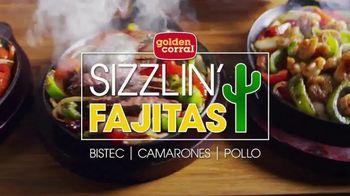 Golden Corral Sizzlin' Fajitas TV Spot, 'Humeantes' [Spanish] - Thumbnail 8