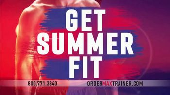 Bowflex Max Trainer Memorial Day Sale TV Spot, 'Summer Is Coming'
