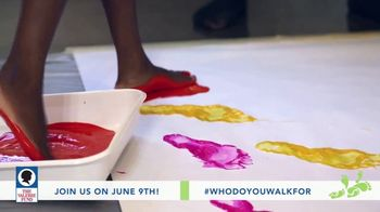 The Valerie Fund TV Spot, 'Who Do You Walk For?' - Thumbnail 5