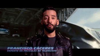 Fast & Furious Supercharged TV Spot, 'Telemundo: detrás del escenario' [Spanish] - Thumbnail 1