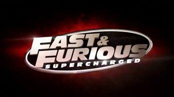 Universal Orlando Resort TV Spot, 'Fast & Furious Supercharged' [Spanish] - Thumbnail 9