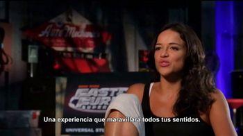 Universal Orlando Resort TV Spot, 'Fast & Furious Supercharged' [Spanish] - Thumbnail 8