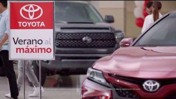 Toyota Verano al Máximo TV Spot, 'Últimos días' [Spanish] [T2] - Thumbnail 3
