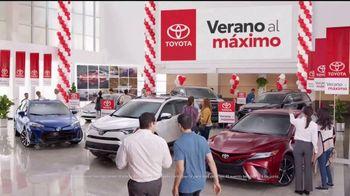 Toyota Verano al Máximo TV Spot, 'Últimos días' [Spanish] [T2] - Thumbnail 4