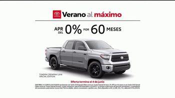 Toyota Verano al Máximo TV Spot, 'Últimos días' [Spanish] [T2] - Thumbnail 5