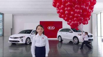 Kia America's Best Value Summer Event TV Spot, 'Balloons'