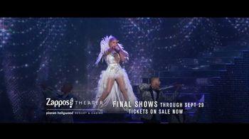 Planet Hollywood Resort & Casino TV Spot, 'Jennifer Lopez: Zappos Theater' - Thumbnail 3