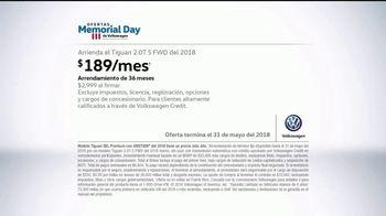 Volkswagen Ofertas Memorial Day TV Spot, 'Nuevas aventuras' [Spanish] [T2] - Thumbnail 8