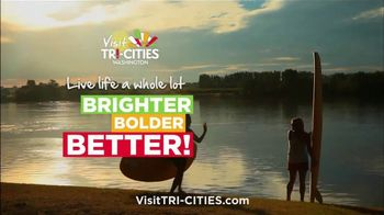 Visit Tri-Cities TV Spot, 'Summer Feeling' Song by Greg Hatwell, Marc Lane - Thumbnail 9