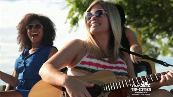 Visit Tri-Cities TV Spot, 'Summer Feeling' Song by Greg Hatwell, Marc Lane - Thumbnail 3