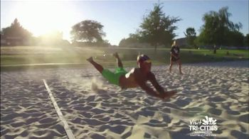 Visit Tri-Cities TV Spot, 'Summer Feeling' Song by Greg Hatwell, Marc Lane - Thumbnail 4