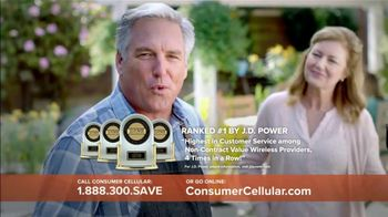 Consumer Cellular TV Spot, 'Secret Recipe: Summer Savings: $20 Sweet Savings' - Thumbnail 5