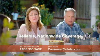 Consumer Cellular TV Spot, 'Secret Recipe: Summer Savings: $20 Sweet Savings' - Thumbnail 7