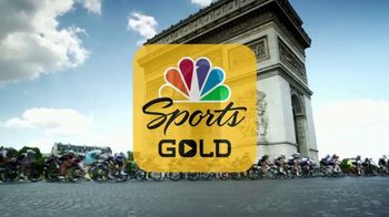 NBC Sports Gold TV Spot, 'The Road to Tour de France' - Thumbnail 6
