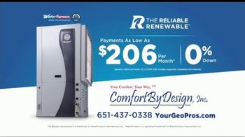 WaterFurnace Geothermal Systems TV Spot, 'The Reliable Renewable' - Thumbnail 8
