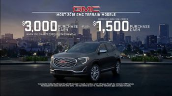 2018 GMC Terrain TV Spot, 'Mighty Like a Pro' Song by The Chemical Brothers [T2] - Thumbnail 10