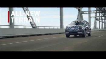 2018 GMC Terrain TV Spot, 'Mighty Like a Pro' Song by The Chemical Brothers [T2] - Thumbnail 7