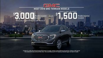 2018 GMC Terrain TV Spot, 'Mighty Like a Pro' Song by The Chemical Brothers [T2] - Thumbnail 8