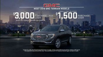2018 GMC Terrain TV Spot, 'Mighty Like a Pro' Song by The Chemical Brothers [T2] - Thumbnail 9