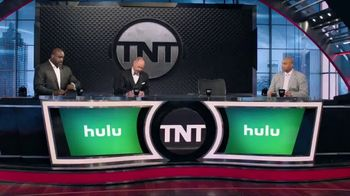 Hulu TV Spot, 'TNT: The Real Announcers of Studio J: Always Late' - Thumbnail 2