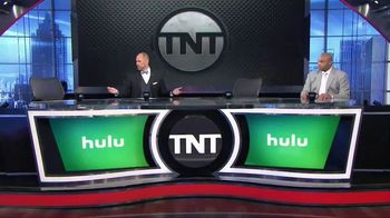 Hulu TV Spot, 'TNT: The Real Announcers of Studio J: Always Late' - 205 commercial airings