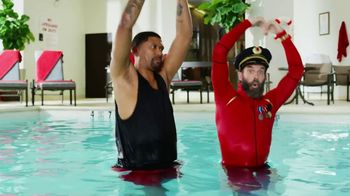 Hotels.com TV Spot, 'Choreography' Featuring Jalen Rose - Thumbnail 1
