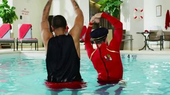 Hotels.com TV Spot, 'Choreography' Featuring Jalen Rose - Thumbnail 2