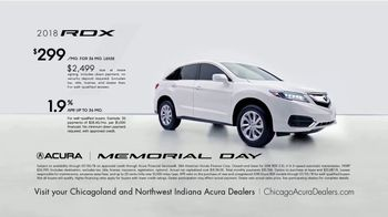 Acura Memorial Day TV Spot, 'Chicago' [T2] - Thumbnail 10