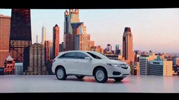 Acura Memorial Day TV Spot, 'Chicago' [T2]