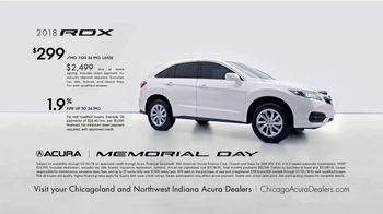 Acura Memorial Day TV Spot, 'Chicago' [T2] - Thumbnail 9