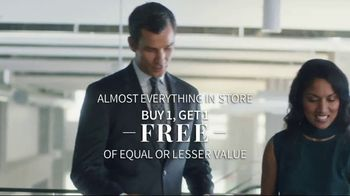 JoS. A. Bank 4-Day Only Sale TV Spot, 'Huge Selection of Shoes' - Thumbnail 2