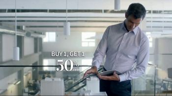 JoS. A. Bank 4-Day Only Sale TV Spot, 'Huge Selection of Shoes' - Thumbnail 5