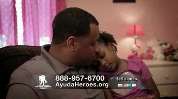 Wounded Warrior Project TV Spot, 'Sacrificios' [Spanish] - Thumbnail 10