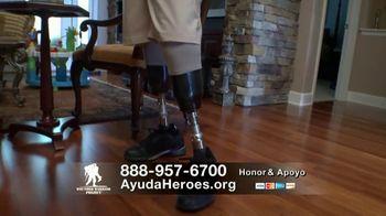 Wounded Warrior Project TV Spot, 'Sacrificios' [Spanish] - Thumbnail 4